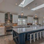 Eld contruction custom residential lakefront luxury 14
