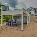 Eld contruction custom residential lakefront luxury 29