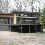 Eld contruction custom residential michiana cottage